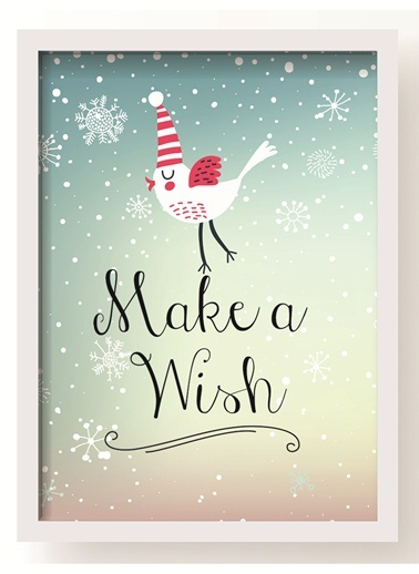 Make A Wish Poster-All About Wall